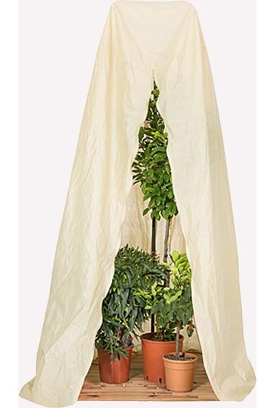 Gardol Çiçek Bitki Koruyucu Örtü Bahçe Serası 270X140 cm