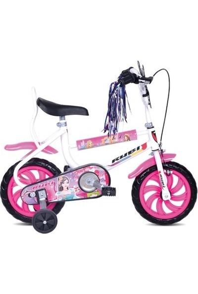 Falcon Rubi 12 Jant Çocuk Bisikleti Pembe