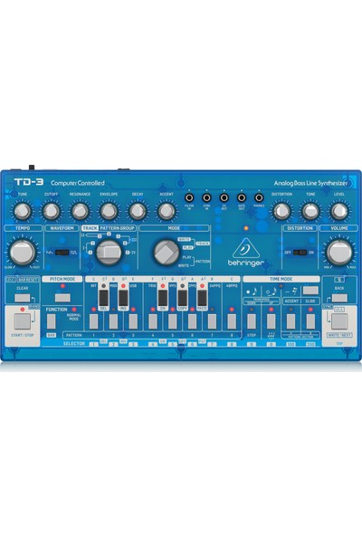 Behringer Td3-Bb Analog Synthesizer