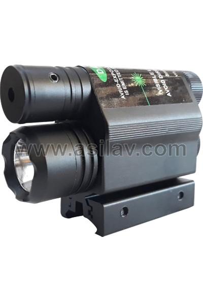 Asil Lazer Yeşil M45