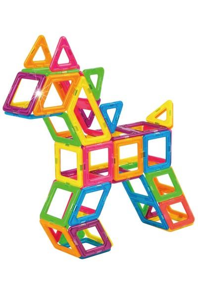 Joyce Toys Yaratıcı Mıknatıslar 100 Parça
