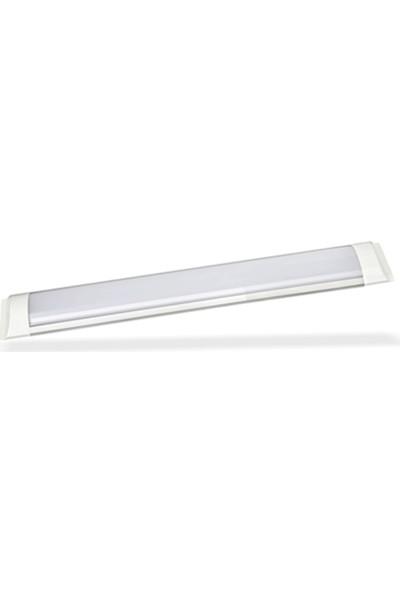 Durbuldum 36W Yatay Bant LED Armatür Günışığı