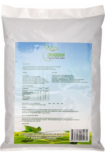 Ekobigsol %100 Organik Katı (Granül) Solucan Gübresi 1 kg