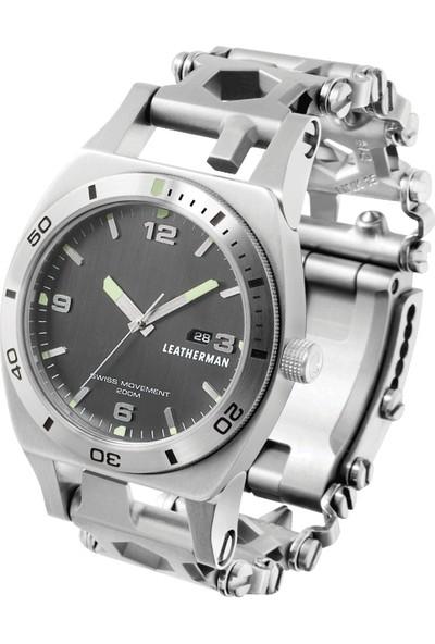 Leatherman Tread Tempo-Steel Saat & Tool