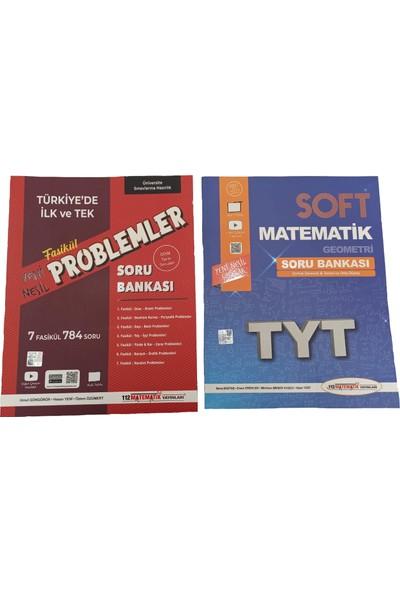 112 Matematik Yayınları TYT Soft - Fasikül Problemler Set