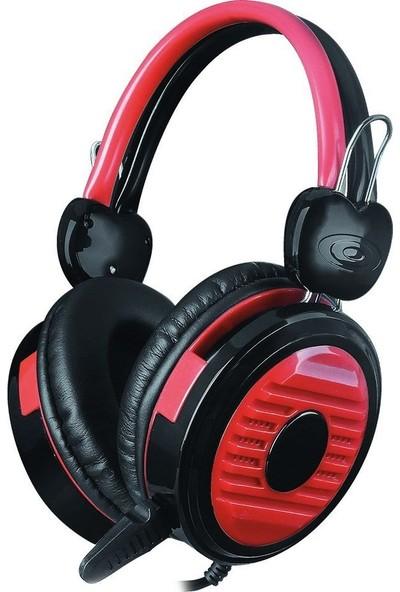 Vivatech Sr-X2 3,5 mm Pro Gaming Oyuncu Mikrofonlu Kulaklık