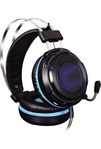 Vivatech USB 7.1 RGB Mikrofonlu Pro Gaming Kulak Üstü Kulaklık