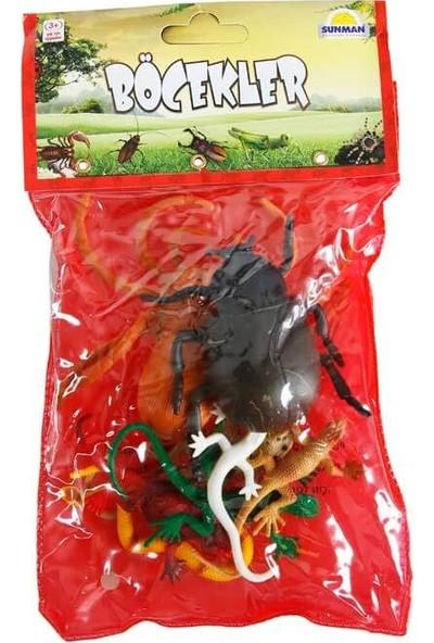 Crazoo Böcekler ve Yılanlar - Böcekler