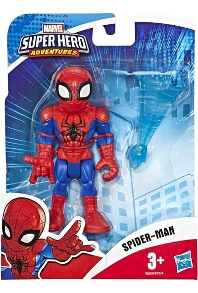 Marvel Super Hero Adventures Mega Mini Figür E6224 - Spiderman