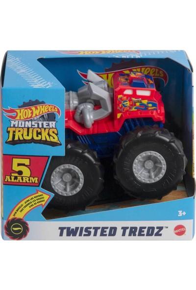 Hot Wheels Monster Trucks Çek Bırak Arabalar GVK37 - 5 Alarm