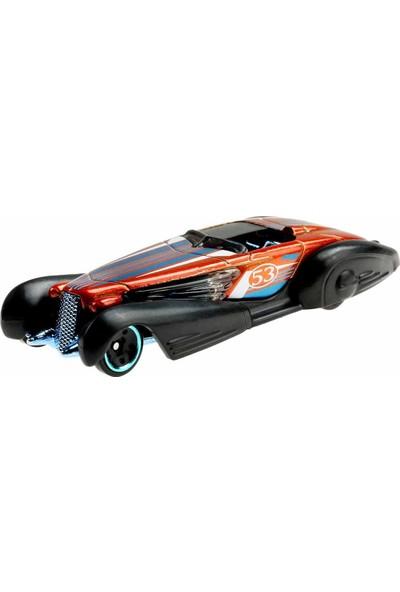 Hot Wheels Mavi ve Parlak Arabalar GRR35 - Custom Cadillac Fleetwood