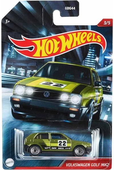 Hot Wheels Cult Racers Seri Arabalar GYN19 - Volkswagen Golf Mk2