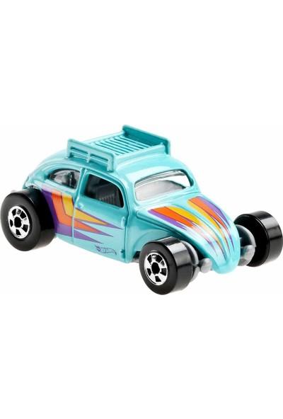 Hot Wheels Temalı Retro Arabalar GRT22 - Custom Volkswagen Beetle