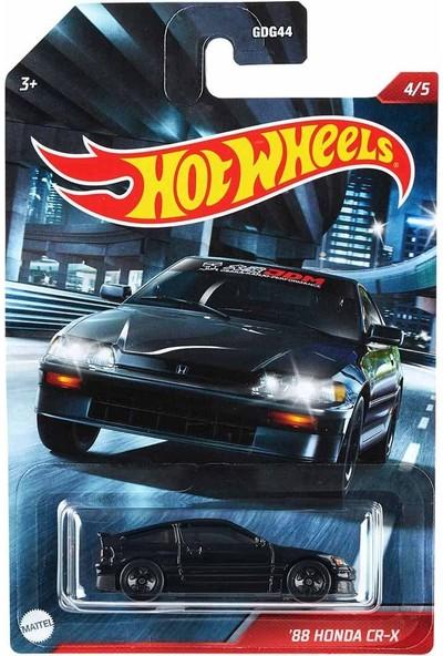 Hot Wheels Cult Racers Seri Arabalar GYN19 - '88 Honda Cr-X