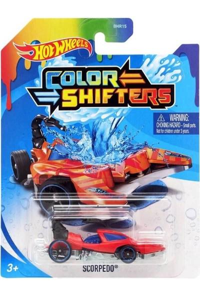 Hot Wheels Renk Değiştiren Araçlar - Scorpedo