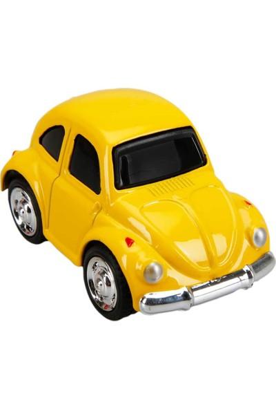 Maxx Wheels Model Arabalar 6 cm - Sarı