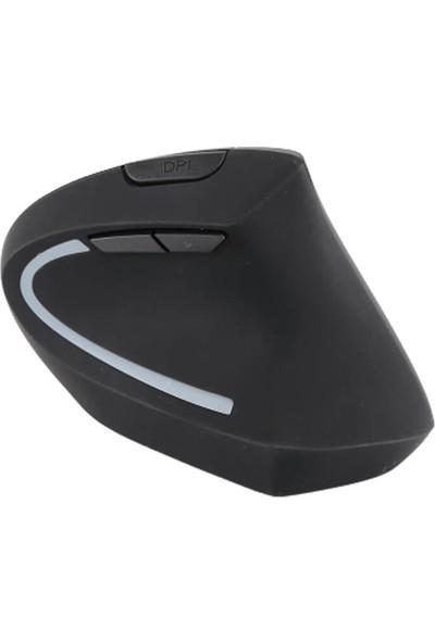 Wozlo Wz-S9 Dikey Ergonomik Kablosuz Mouse (Şarjlı)