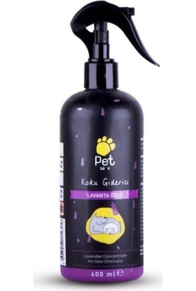 Pet Love Koku Giderici 400ML Lavanta
