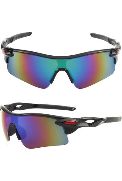 Buyfun Spor Güneş Gözlüğü Bisiklet Güneş Gözlüğü Pc Lensler