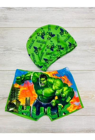 Tafitech Hulk Mayo ve Bone Takım Kostüm