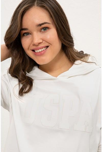 U.S. Polo Assn. Beyaz Sweatshirt 50233403-VR019