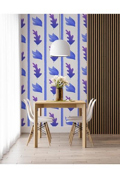 Kolhis 100 x 340 cm Yapışkanlı Duvar Kağıdı Sağlıklı Boya Suya Nem Dayanıklı