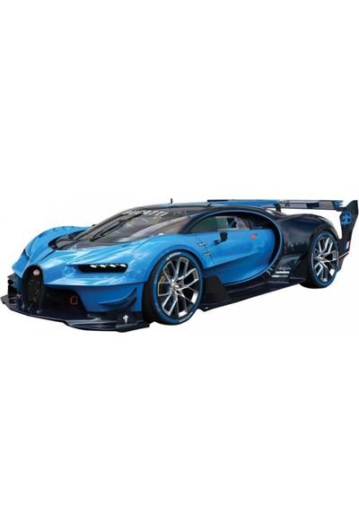 Kidztech 1:26 Uzaktan Kumandalı Işıklı Araba - Mavi - Vision Gt