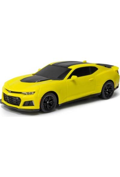 Kidztech 1:26 Uzaktan Kumandalı Chevrolet Camaro Zl1 Araba - Sarı