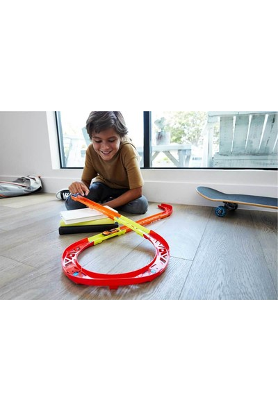 Hot Wheels Track Builder Tasarla ve Yeniden Oluştur Serisi GLC87 - Premium Curve Pack