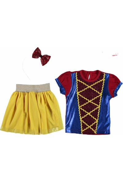 Ycl Baby Pamuk Prenses Kostümü