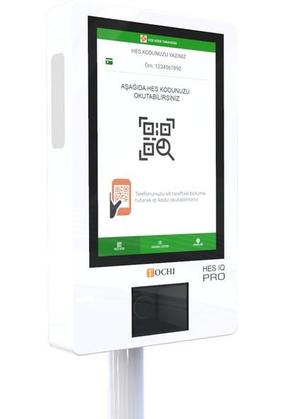 Tochi Hes Iq Pro Hes Kodu Kontrol Noktası Beyaz