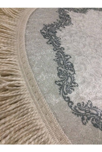Seroni Home Textile Sempati Rumi Ince Saçaklı 80X120 Paspas