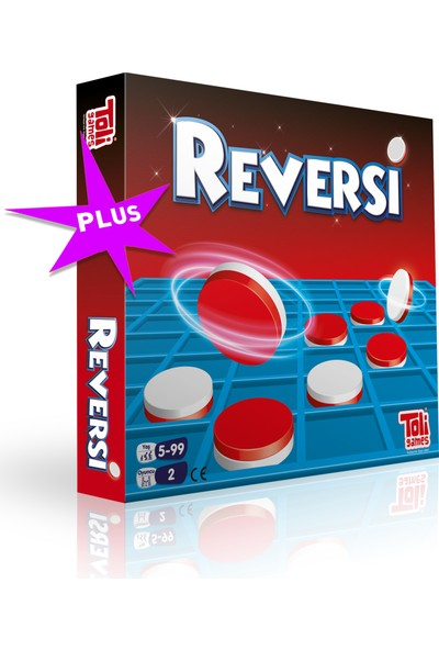 Toli Games Reversi Plus Pul Zeka Oyunu