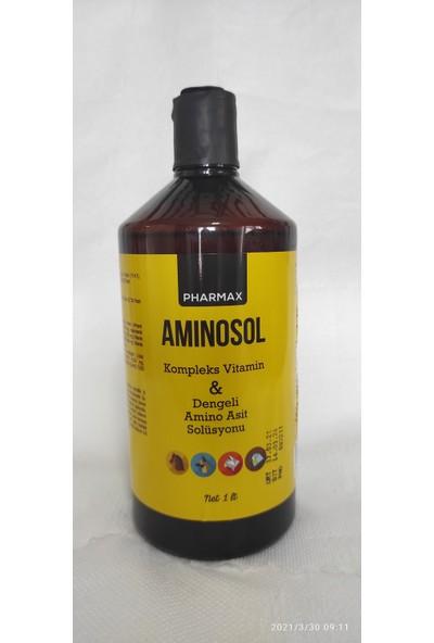 Pharmax Aminosol Köpek Kedi At Vitamin ve Mineral 1 lt