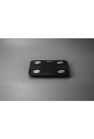 Momax Lite Tracker Iot Yağ Ölçer Foksiyonlu Akıllı Tartı