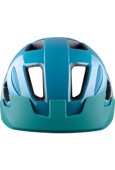 Lazer Gekko Ce-Cpsc Mavi Sarı Çocuk/genç Bisiklet Kask