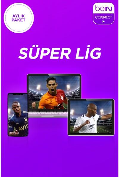 BeIN Connect Aylık Süper Lig Paketi - 3 Ekran