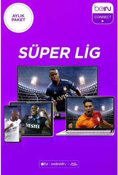 BeIN Connect Aylık Süper Lig Paketi - 4 Ekran