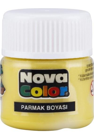 Nova Color NC-138 Parmak Boyası 6'lı
