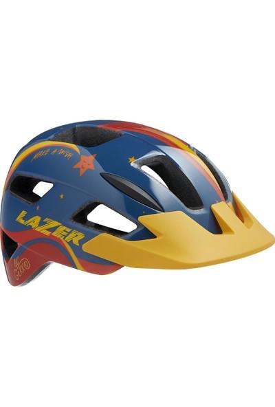 Lazer Lil Gekko Ce-Cpsc Star Yıldız Çocuk/genç Bisiklet Kask