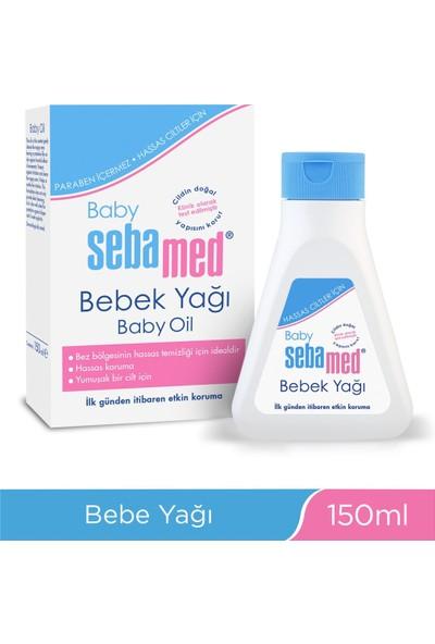 Sebamed Bebek Bakım 3'lü Set - Şampuan-Losyon-Pişik Kremi