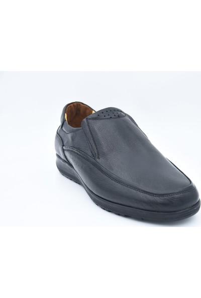 Scarpe Sano Erkek Günlük Rahat Taban Deri Ayakkabı 247-Scarpe Sano