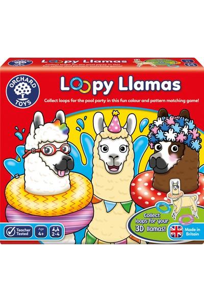 Orchard Loopy Llamas 4 Yaş+ Eğlenceli Renk ve Desen Eşleştirme Oyunu