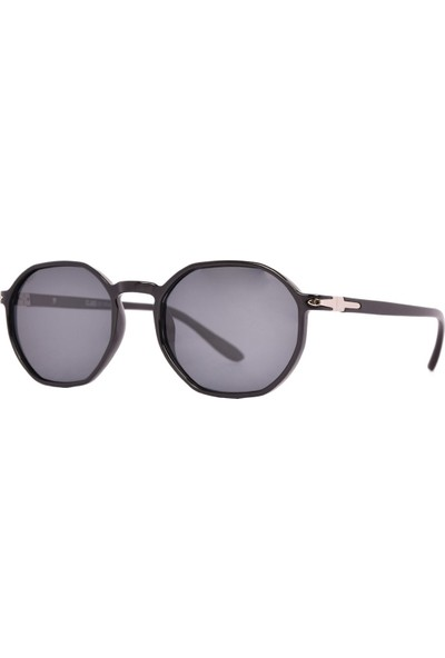 Claes Marbella Black Polarize Kırılmaz Güneş Gözlüğü