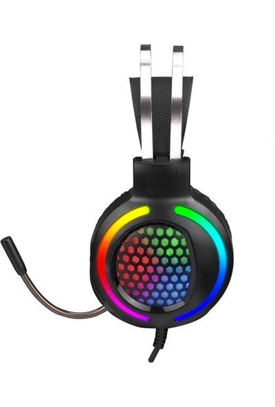 Frisby FHP-1505B Artemıs Rainbow LED 7.1 Sanal Surround Kulaklık