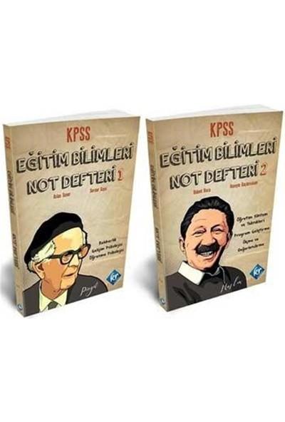 Kr Akademi 2021 Kpss Eğitim Bilimleri Defterleri (2 Cilt)