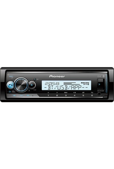 Pioneer MVH-MS510BT Bluetooth Marine Teyp
