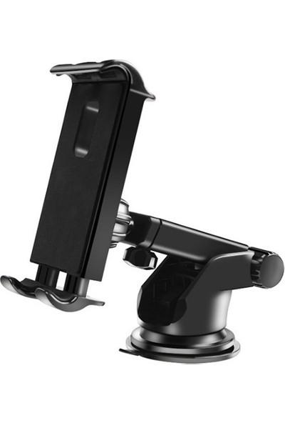 Dybox Universal Vantuzlu Torpido Üstü Teleskopik Araç Içi Telefon - Tablet Tutucu