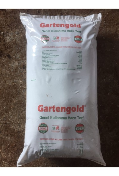 Gartengold Çimlendirme Torfu 80 Lt