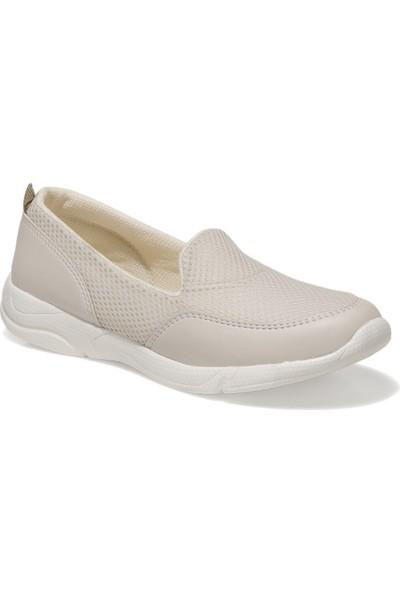 Travel Soft TRV1822.Z1FX Bej Kadın Comfort Ayakkabı